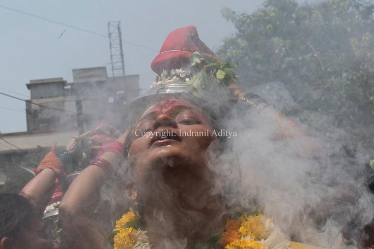 Thaipussam Festival In Mumbai