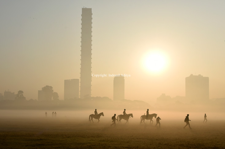 Daily Life In Kolkata