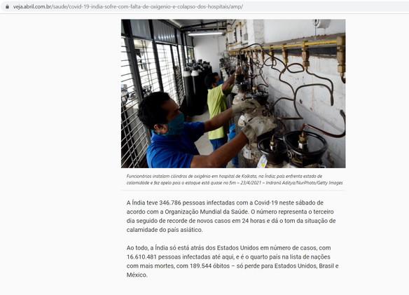 Veja News Media Portugal