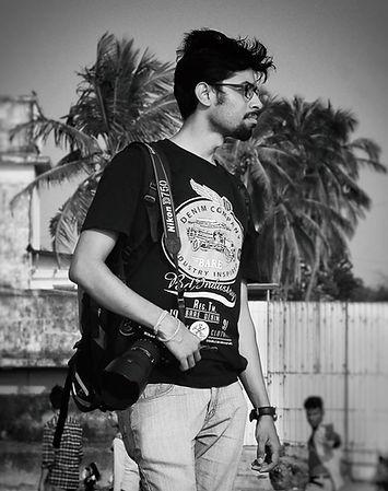 Indranil Aditya, an Indian Photojournalist