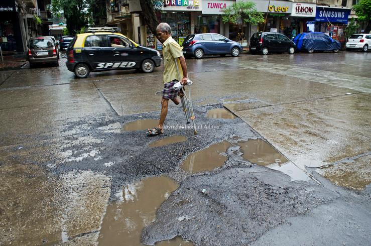 Daily Life In Mumbai