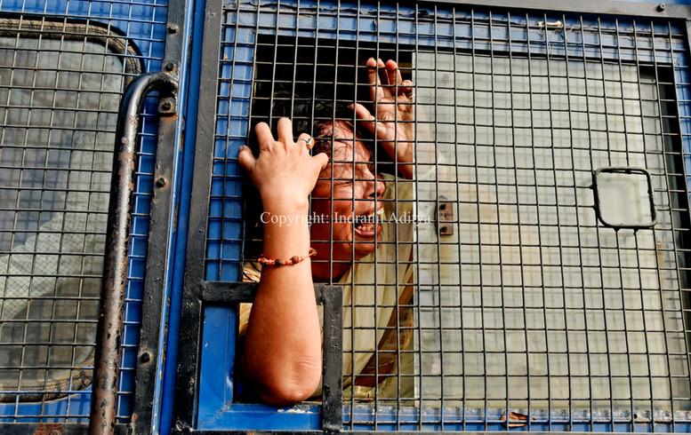 Teachers Protest In Kolkata