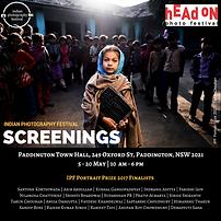 Screenings, Head on Photo Festival, Indranil Aditya, Indian Photojournalist