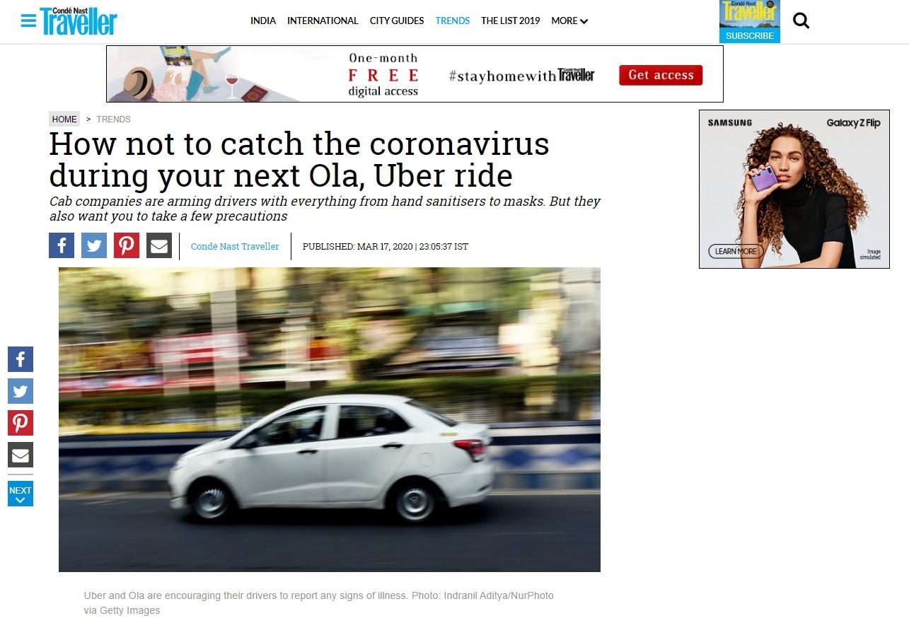 Condenast Traveller India