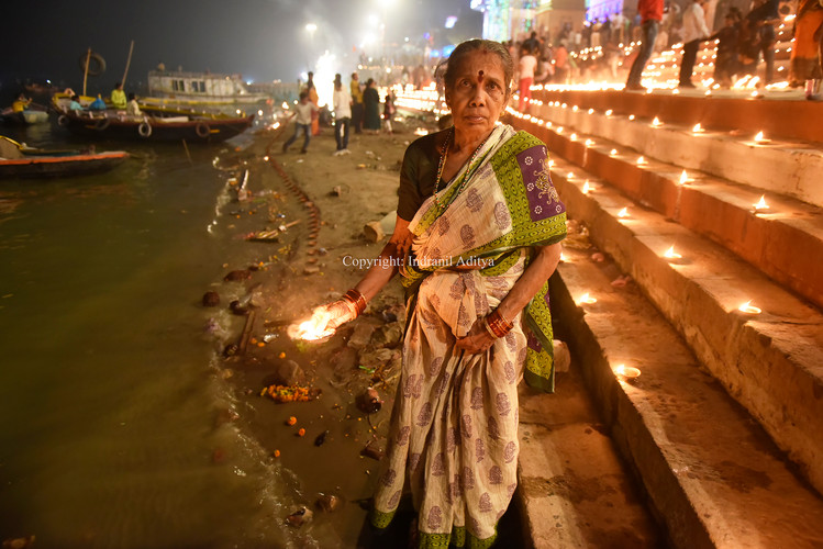 Dev Deepawali In Varanasi