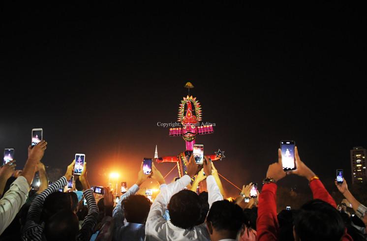Dussehra Festival In Mumbai