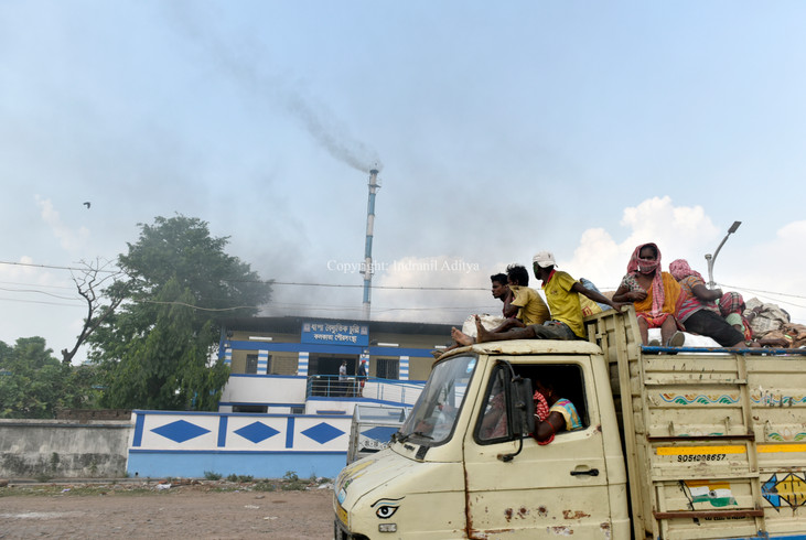 Covid-19 Emergency In Kolkata