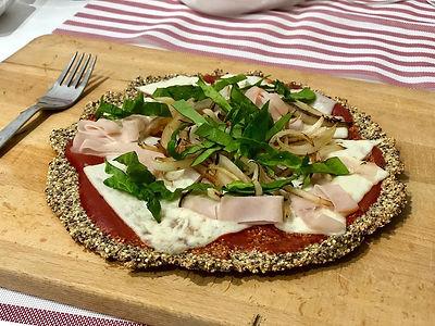 Pizza Quinoa