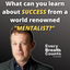 """How to succeed like a """"Mentalist"""" 