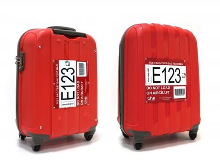 Casablanca, Heathrow, Edinburgh, Tanzania, Birmingham… CHS Test Bags go Global.