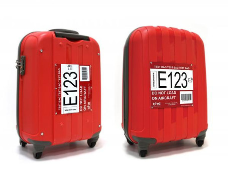 Casablanca, Heathrow, Edinburgh, Tanzania, Birmingham… Air Partner CHS Test Bags go Global.
