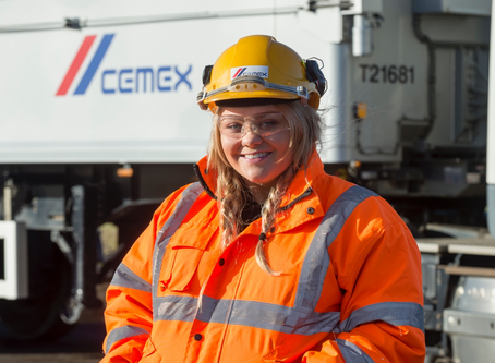 Apprenticeship award finalist is inspiring females to work within the logistics industry
