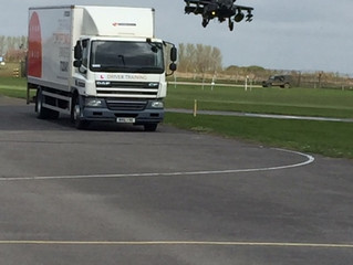 Delivering Driver Training to Armed Forces