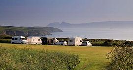 Rhosson Ganol Caravan and Camping Site