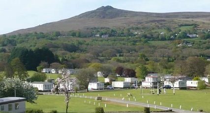 Llwyngwair Manor Holiday Park