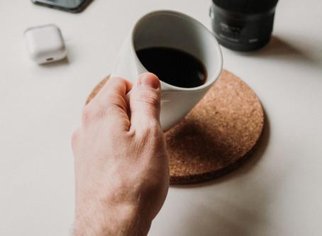 Die Geschichte vom fleißigen Kaffeetrinker