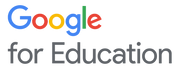 Google for Education Vertical Lockup RGB