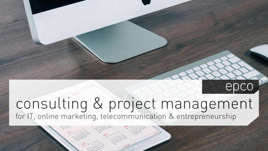 epco consulting und project management Folie