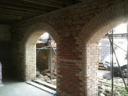 Lightly Blasted Arches