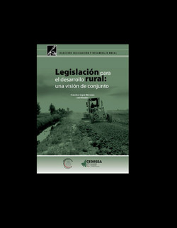 LegilacionParaElDesarrolloRural
