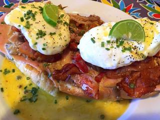 Cuban Eggs Benedict!