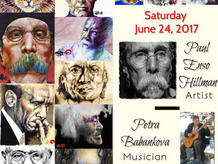 An Evening with Paul Enso Hillman | Saturday June 24th | 6:30pm
