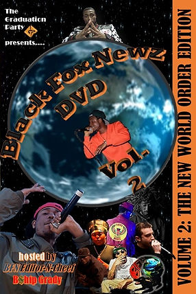 Black Fox Newz DVD Vol. 2: The New World Order Edition