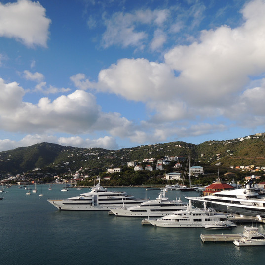 Canva - St Thomas, Virgin Islands, Usa,