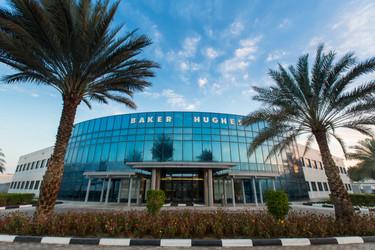 Baker Hughes, Dubai