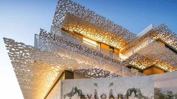 Bvlgari Hotel, Dubai
