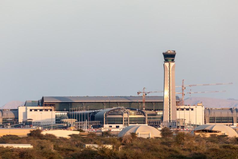 Muscat Intl. Airport, Oman