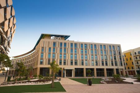 Aloft Hotel, Al Ain
