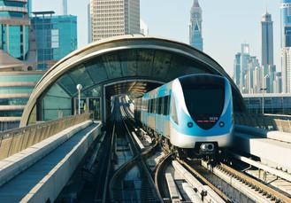 Dubai Metro Depots & Carparks