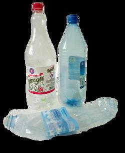 ПЭТ-бутылки из-под напитков
