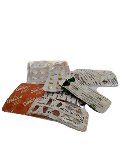 Блистерная упаковка для лекарств