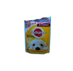 Упаковка для собачьего корма