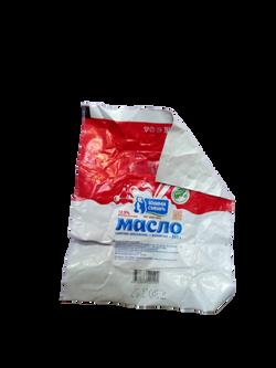 Упаковка из под масла