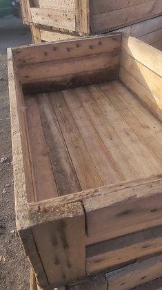 Ящик деревянный без крышки