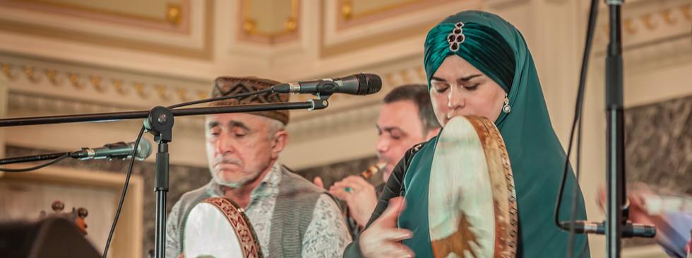 Алим и Фаргана Гасымовы