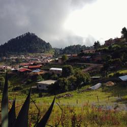 Cuajimoloyas at 10,000 feet