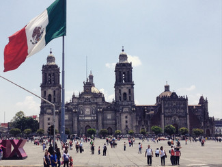 Monuments in Mexico City: Ideology Wrought in Stone