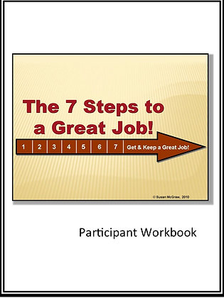 Participant Workbooks, Reprints for Cert. Orgs.