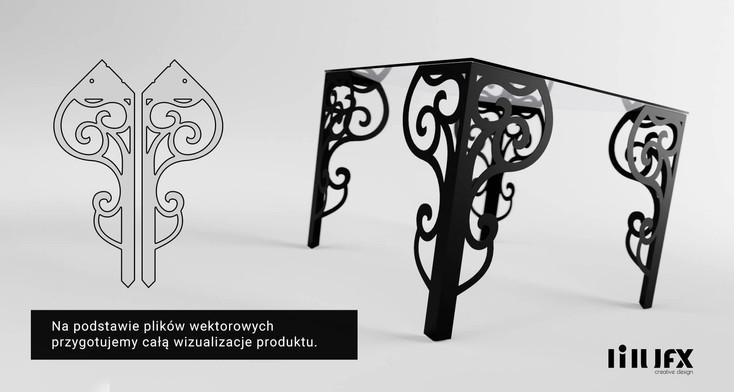 Wizualizacja 3D dla R.M.P sp. z o.o.