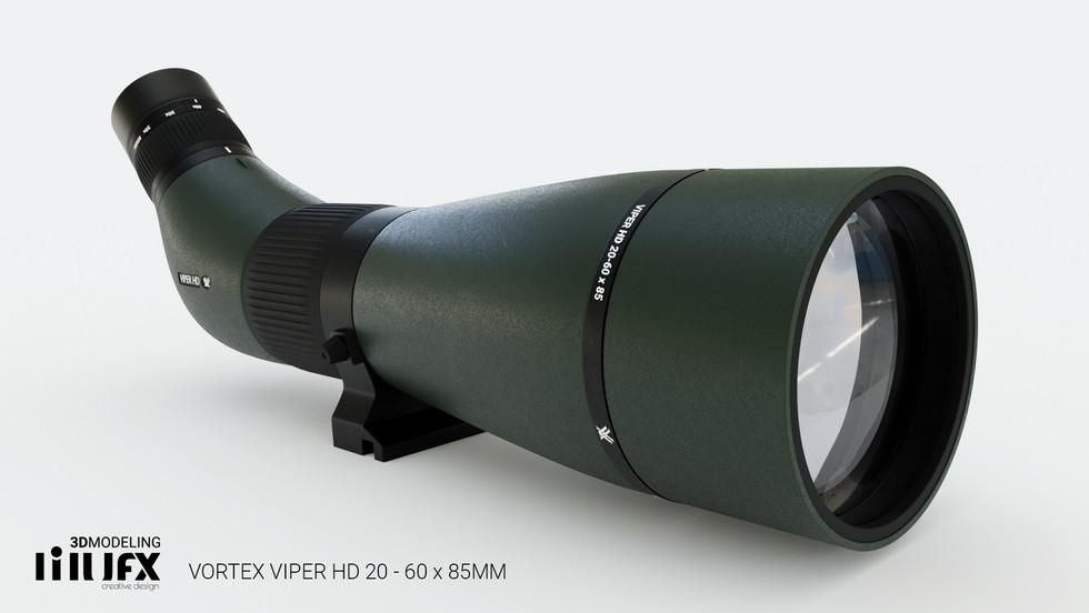 Vortex Viper HD 20-60x85MM