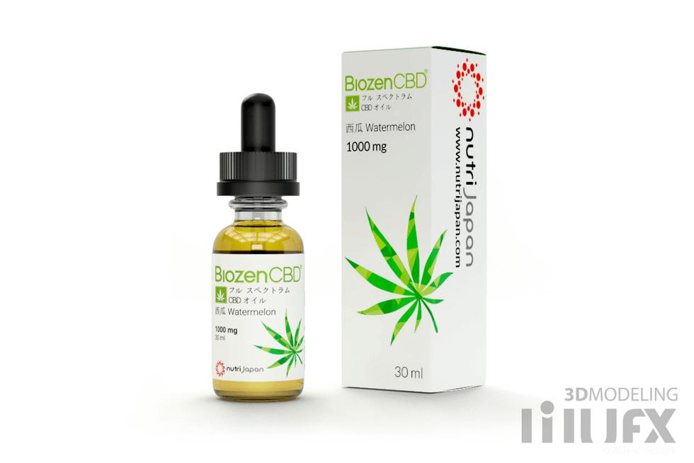 Biozen CBD Oil