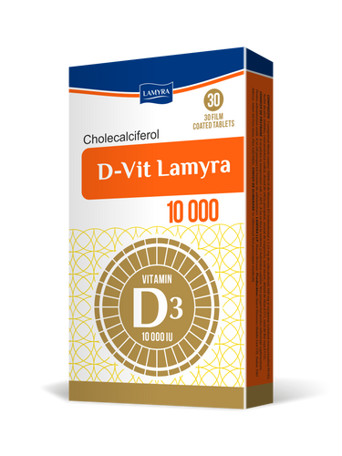 D-Vit Lamyra 10000 30