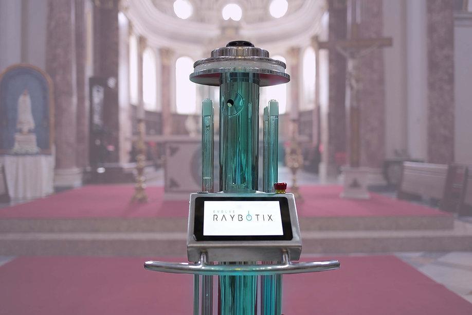 Evolve Raybotix Robotos Photos_Church_Fa