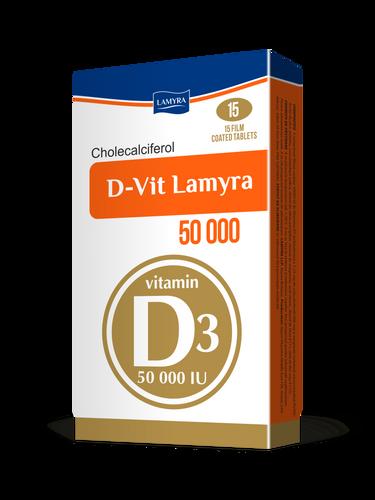D-Vit Lamyra 50000 15