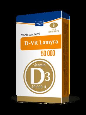D-Vit Lamyra 50000 8