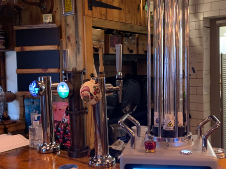 Micro Pub in Kent Leads the Way with Evolve Raybotix UV-C Disinfection Robots